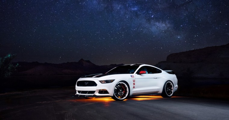 "Ford Is Bringing a ""Rocket Car"" to Oshkosh 2015"