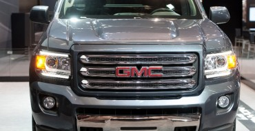 2015 GMC Canyon Overview