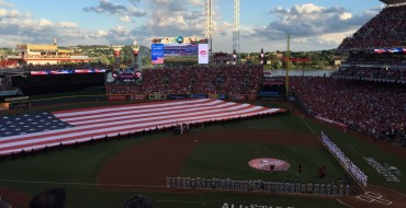 Blogger Races to MLB All-Star Game in Chevy Corvette Stingray