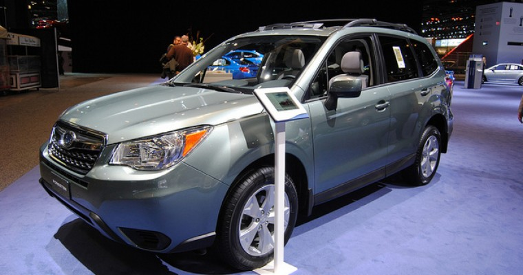 Subaru to Add 1,200 Jobs at Indiana Plant by 2017