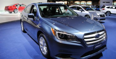 2016 Subaru Legacy Overview