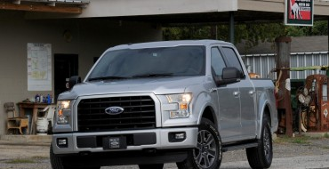 Ford of Canada Sets 27-Year Sales High, All-Time Single-Month Record for Trucks
