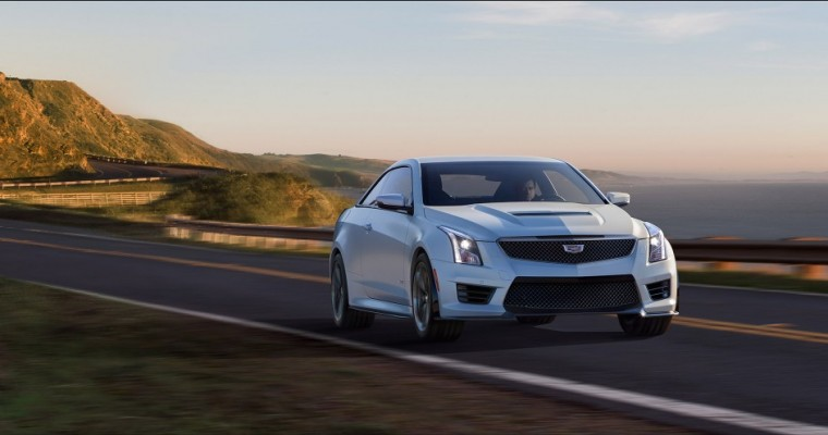 Cadillac Prices Crystal White Frost Edition ATS-V, CTS-V