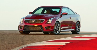 2016 Cadillac ATS-V Model Overview