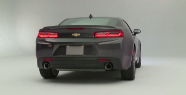 Does this Sound Like a 2016 Chevy Camaro Turbo Engine to You?