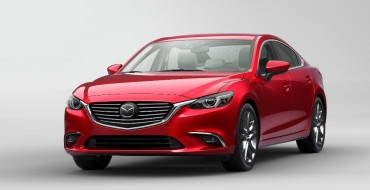 Mazda6 And CX-5 Receive Two More APEAL Awards From J.D. Power