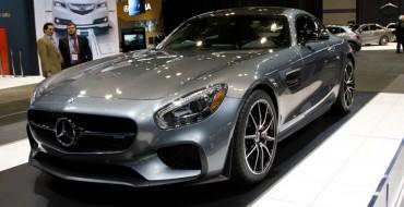 2016 Mercedes-Benz AMG GT S Overview