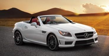 2016 Mercedes-Benz SLK-Class Overview