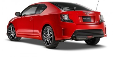 Scion Releases Pricing Info for 2016 tC