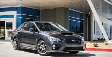 Subaru Announces 2017 WRX, WRX STI Pricing