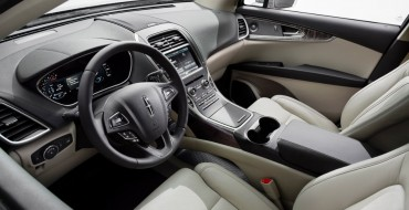 2016 Lincoln MKX Features CRAFTSMANSHIP