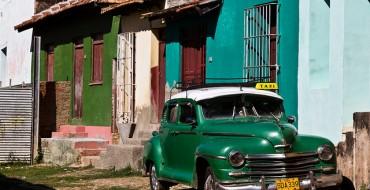 Fuel Shortage Stalls Cuban Cars