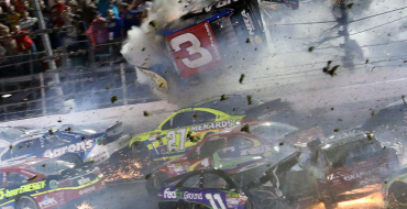 [VIDEO] Brutal Crash at NASCAR Race Requires 13 Fans To Undergo Medical Evaluations