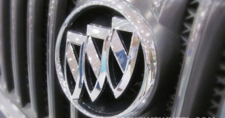 Buick Busy Developing Coupe-Style Crossover