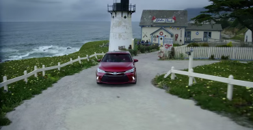 Toyota Storytelling Campaign Features Camry and Corolla