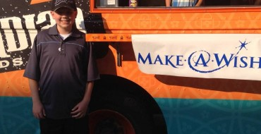 Minnesota Cancer Patient Gives Back With Food Truck