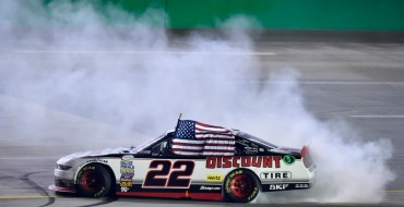 Keselowski Wins Again at Kentucky