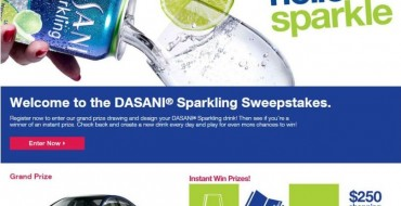 Enter DASANI Sparkling Sweepstakes for a 2015 Hyundai Sonata, No Drinking Necessary