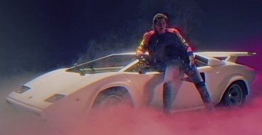 "David Hasselhoff's ""True Survivor"" Music Video Showcases an '80s Lamborghini Countach"