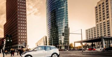 BMW i3 Named the 2017 World Urban Car