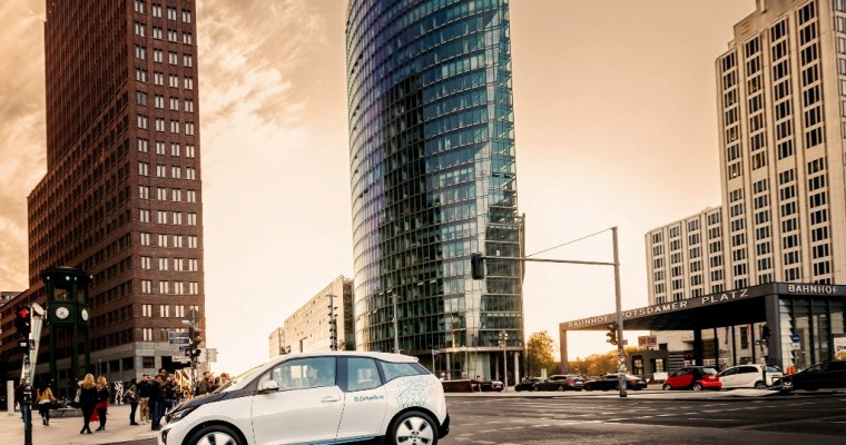 BMW i3 Named the 2017 World Urban Car