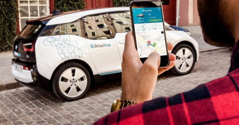 BMW Looks to The Future with BMW i3 Car Sharing