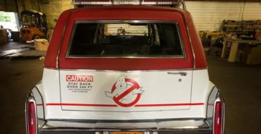 <i>Ghostbusters</i> News: What Kind of Car Is the New Ecto-1?