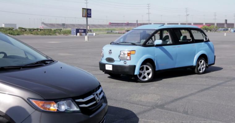 Edmunds.com Pits Honda Odyssey Against <em>Vacation</em>'s Tartan Prancer