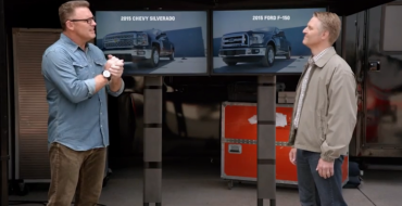 New GM Web Video Attacks Aluminum Parts Used In Ford F-150