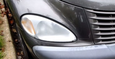 AAA Study: Cloudy Headlights Only Produce 20 Percent of the Light That New Headlights Do