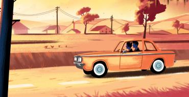 Finch Family And General Motors Return in <em>Go Set A Watchman</em>