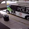 Upset Bus Passenger Head-butts Bus in Anger