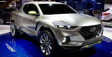 Hyundai Santa Cruz News: Production Greenlight & Latest Awards