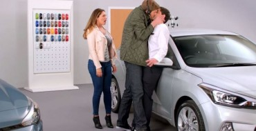 Hyundai i20 UK Ad with Kelly Brook Is Easily Brand's Funniest Commercial Ever