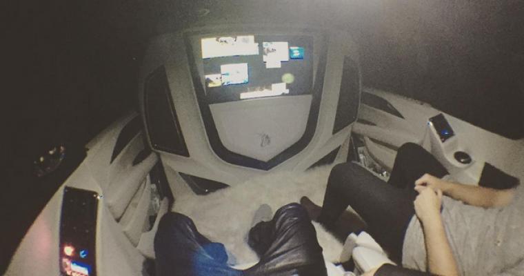 Justin Bieber Previews New Custom Cadillac Escalade Via Instagram