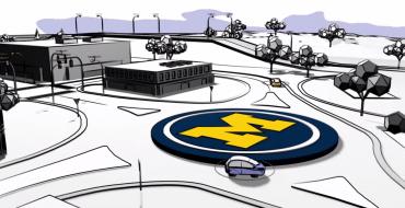 University of Michigan Opens Miniature City For Driverless Vehicle Testing