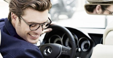 Mercedes-Benz and German Eyewear Company Rodenstock Deliver Specialized Glasses