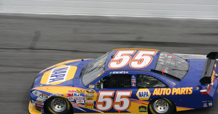 Is Michael Waltrip Moving to Chevy?