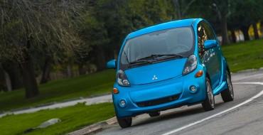 Bye Bye: Mitsubishi i-MiEV Leaves US Market