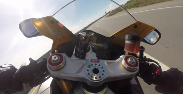 Canadian Motorcyclist Incriminates Self with Own GoPro Camera
