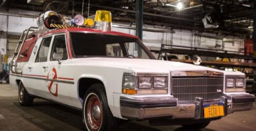 Director of <em>Ghostbusters</em> Reboot Unveils New Ecto-1 Photo