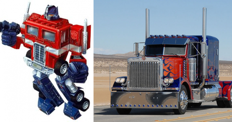 What do the <em>Transformers</em> Transform Into?