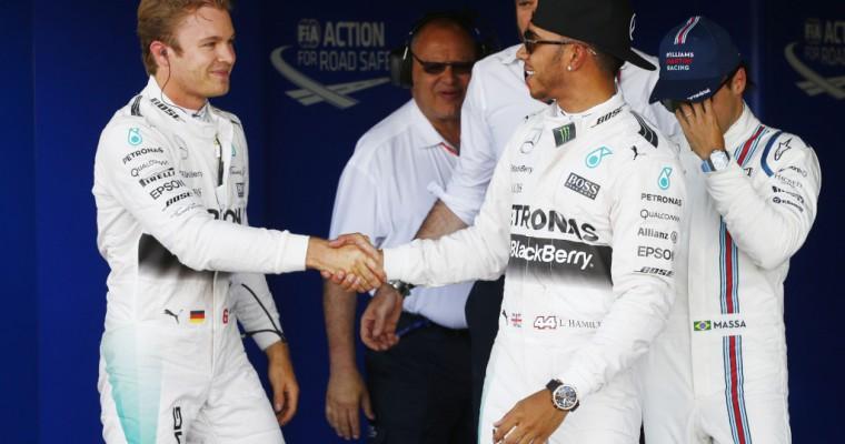 2015 British Grand Prix Recap: Williams Puts Mercedes on the Spot