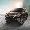 Redesigned Toyota Fortuner Ready to Rock