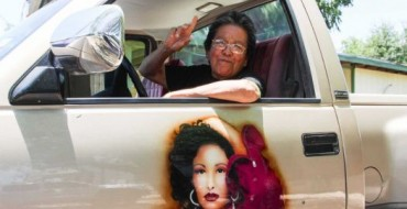 San Antonio Chevy Truck Is Ultimate Selena Tribute