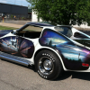 Airbrushed <em>Star Wars</em> Corvette Fails to Sell on eBay