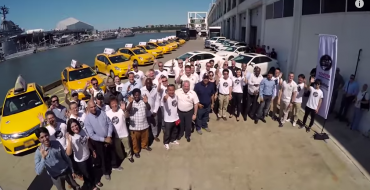 Toyota Ever-Better Expedition Meets NYC Taxi Drivers
