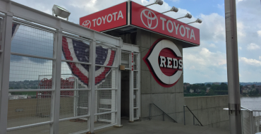 The Toyota Tundra Has Disappeared from Great American Ball Park