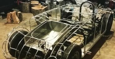 Minnesota Man Selling Unbuilt Porsche Racecar on Ebay for $75,000