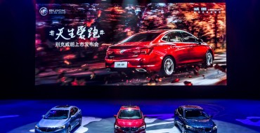 New Verano Launches in Shanghai